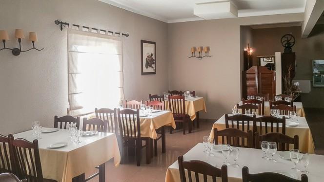 Boa Viagem ristorante portoghese a Alcácer do Sal in Portogallo