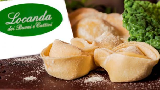 Locanda dei Buoni e Cattivi Tortelli di pasta fresca