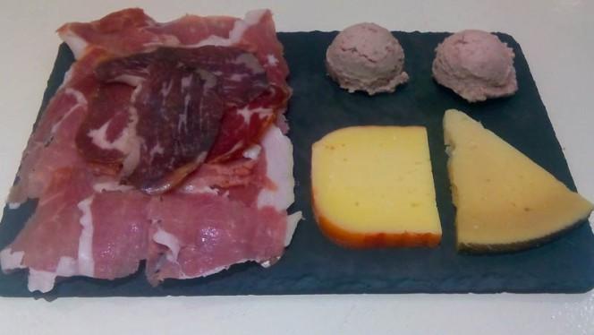 tabla mixta - El Baturrico, Zaragoza