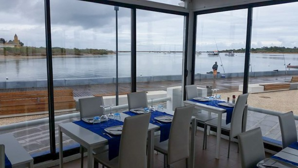 Vista Mar Marisqueira In Tavira Restaurant Reviews Menu