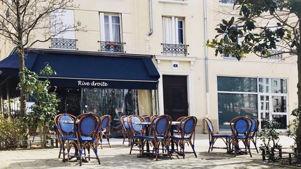 restaurant rive droite caf levallois perret 92300 menu avis prix et r servation. Black Bedroom Furniture Sets. Home Design Ideas