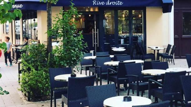 Rive Droite Café Terrasse