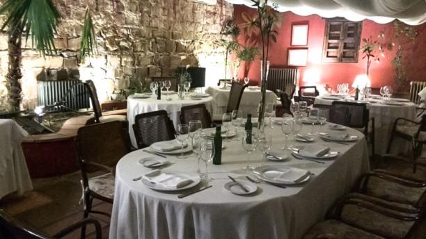 El Porche Sala del restaurante