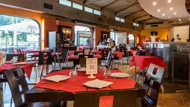 Vista della sala - Meucci Eventi - Ristorante Braceria Pizzeria, Roma