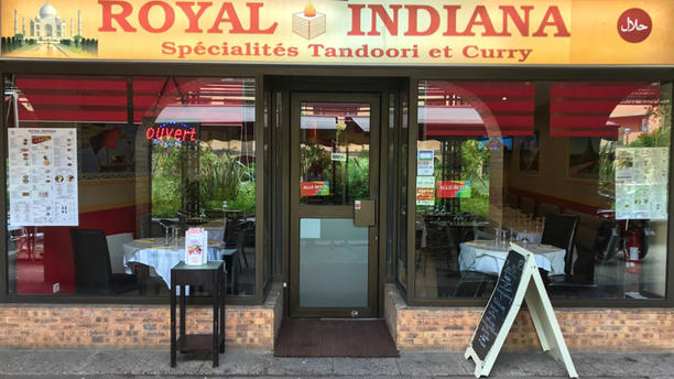 Royal Indiana Entrée