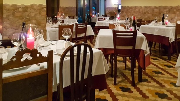 El Arenal del Carmen Sala del restaurante