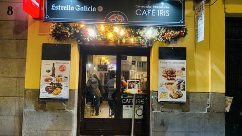Iris, Madrid