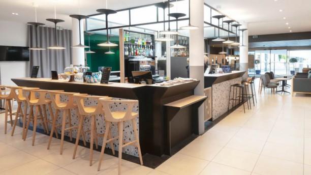 Le Gourmet Bar by Novotel Vue de la salle