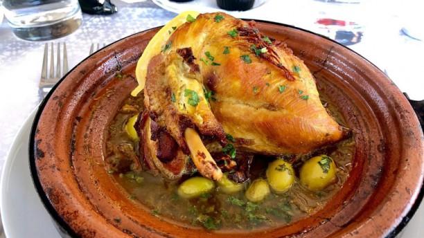 Ristorante Marina Casablanca Suggerimento dello chef