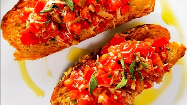 Trattoria Tavolino - Jardins Sugestão prato