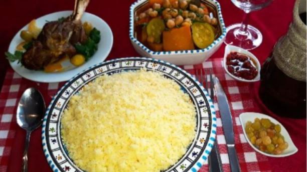 Les Delices du Maroc Suggestion du Chef