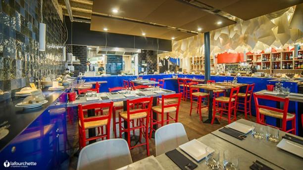 Medi Terra Nea Vue du restaurant