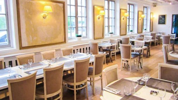 Le 407 Restaurant Ambiance chaleureuse