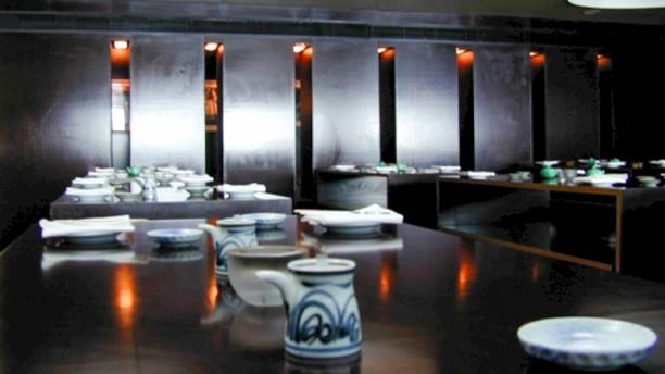 Bica do Sapato - Sushi Bar sala
