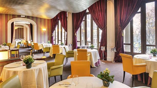 Restaurante galax hotel casa fuster en barcelona - Hotel casa fuster terraza ...