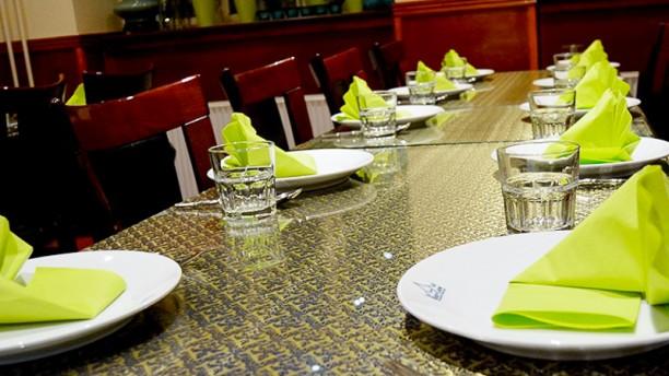 Baan thai isarn bord