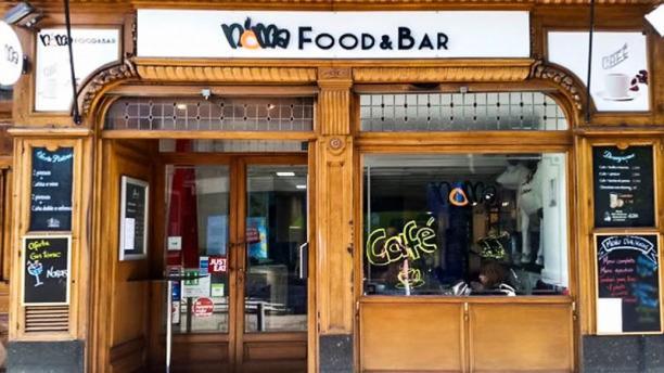 Noma Food&Bar - Barquillo Vista entrada