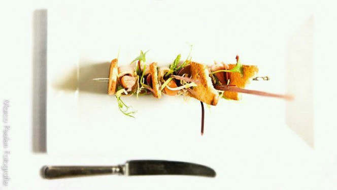 suggestie van de chef - 't Pestengasthuys, Zwolle