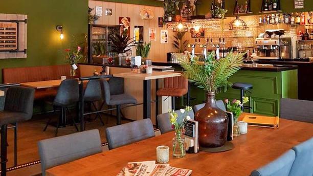 De Steenhoeve Het restaurant