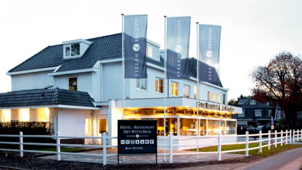 Fletcher Hotel-Restaurant Het Witte Huis Het Hotel