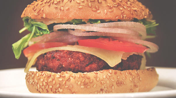 Friterie Traditionnelle Broebbeleir hamburguesa