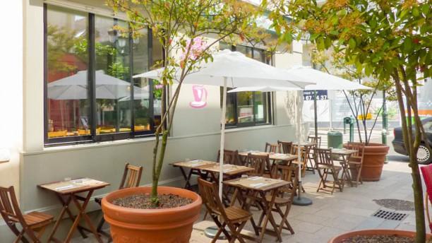 Café La Fleur Exterieur