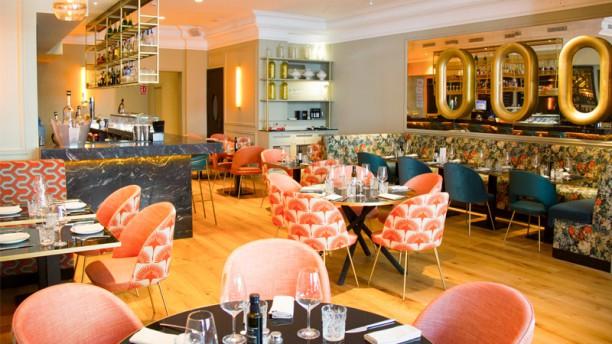 Restaurante beluga bar kitchen en barcelona paseo de - Restaurantes passeig de gracia ...