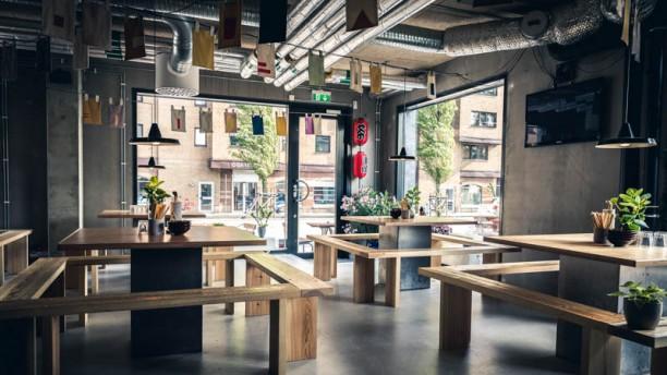 Imobo Restaurangens rum