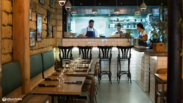 restaurant brutos paris 75011 bastille p re lachaise m nilmontant avis menu et prix. Black Bedroom Furniture Sets. Home Design Ideas