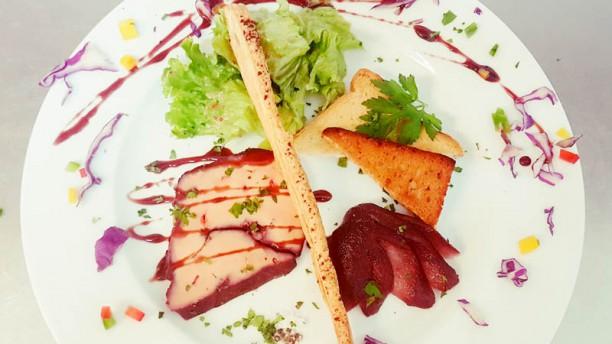 Restaurant J J Merville Menu
