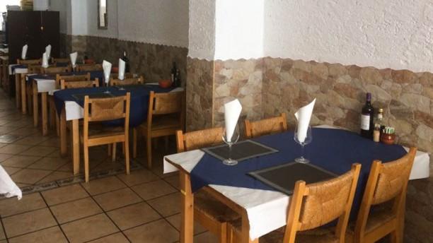 Fabrizio's Vista sala