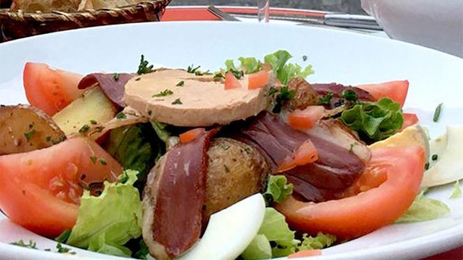 Café Chappe - Restaurant - Paris