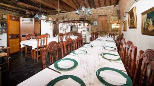 El Asador del Duque Sala del restaurante