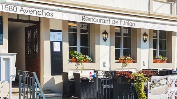 Restaurant de l'Union Devanture