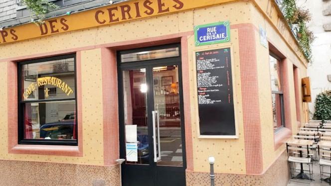 Le Temps des Cerises - Restaurant - Paris