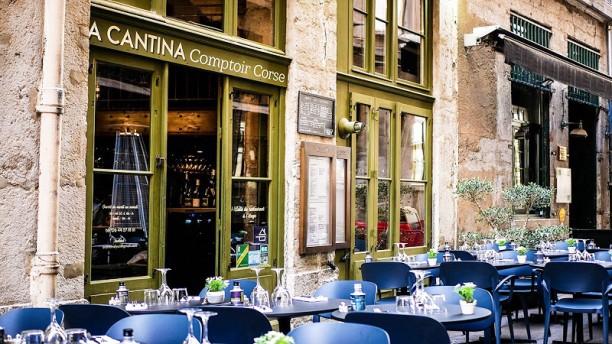 A Cantina Lyon Le Comptoir Corse Entrée