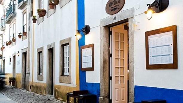 Vintage Restaurante & Tapas Entrada