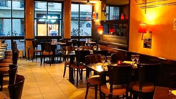 Restaurant Saint Maur Le Bureau