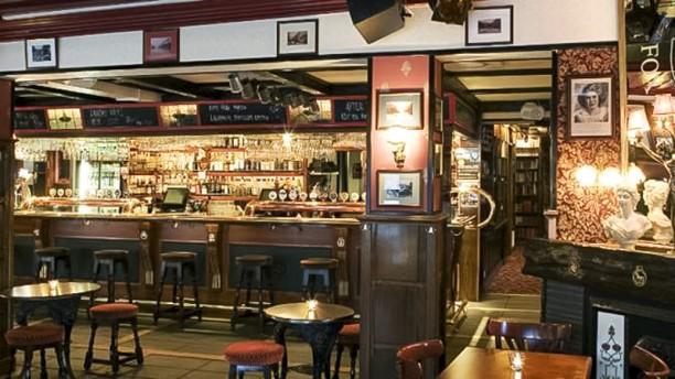 The Dubliner Halmstad Tables