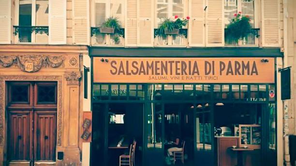 Salsamenteria di Parma Façade
