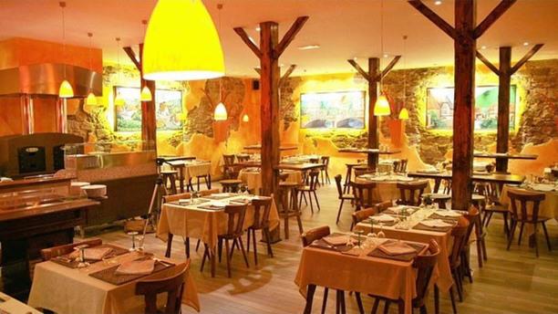 La Table Alsacienne Vue de la salle