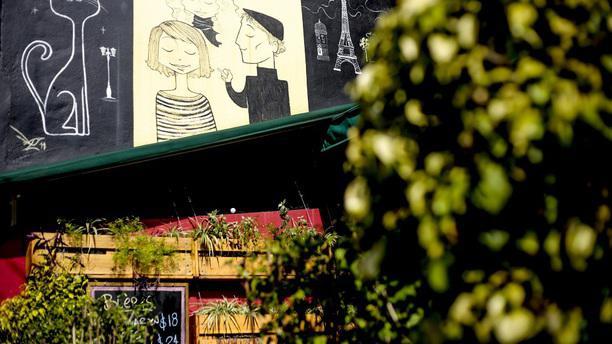 L'Aperô Bar & Bistrot Fachada