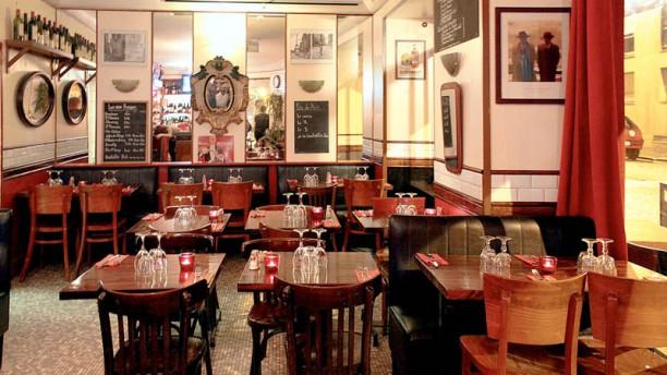restaurant le stendhal paris 75020 p re lachaise m nilmontant avis menu et prix. Black Bedroom Furniture Sets. Home Design Ideas