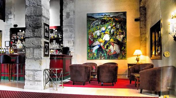 Île Vincent - Hôtel Relais de Margaux Bar