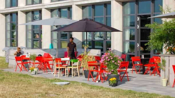 Spiazzo cafe/restaurant Terras