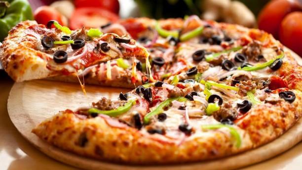 Tele pizza Suggestie