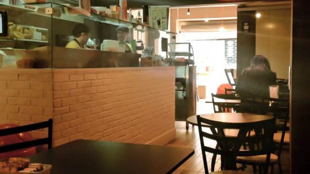Hachi Crepe & Café Ambiente