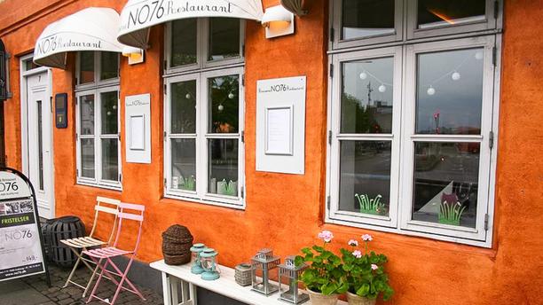 Brasserie & Restaurant NO76 entre