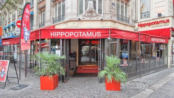 Hippopotamus Paris Châtelet 1er Devanture