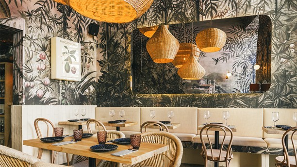 Restaurante Avocado Love en Madrid, Malasaña, Tribunal - Menú ...